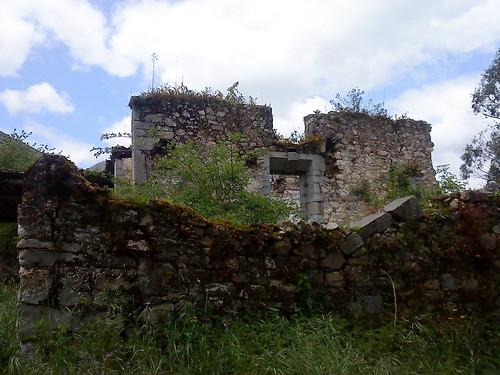 Casona en ruinas