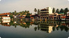 reflection (Robin George) Tags: reflection kerala trivandrum kulam thiruvananthapuram padmanabhaswamitemple robingeorge padmatheertham