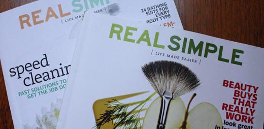 Real Simple Covers