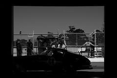 Pits (Phil W Shirley) Tags: bw pits geotagged ferrari pit donington swb 250gt berlinetta ferrari250gtberlinetta doningtonhistoricfestival geo:lat=5282963387843014 geo:lon=13808839788207479