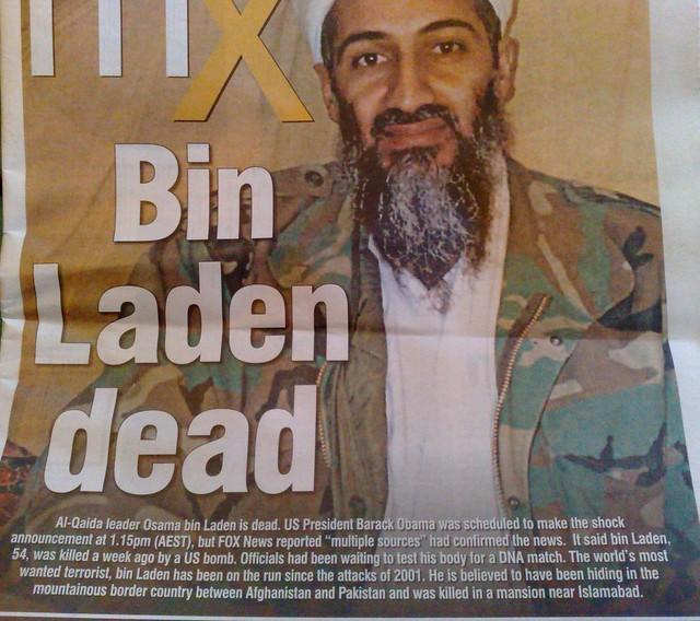 MX: bin Laden dead