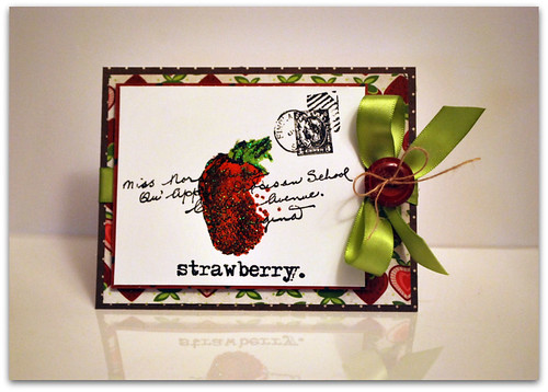 Strawberrycard