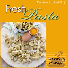 Fresh Pasta Monthly Mingle