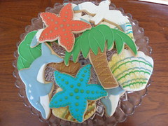 Beachy Cookie Collection
