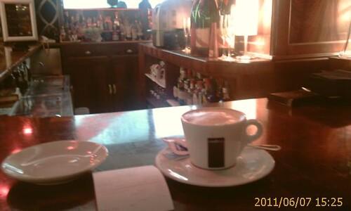 Cafe Hotel Ercilla 3,50€ by LaVisitaComunicacion