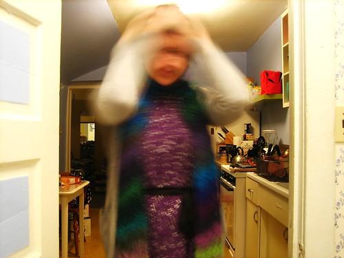 090108. self-portrait thursday. we have color. we have blur.