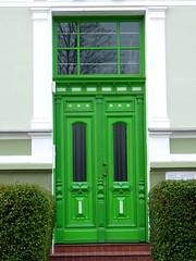 green  door (The sixt day) Tags: door green song rostock flickrrocks