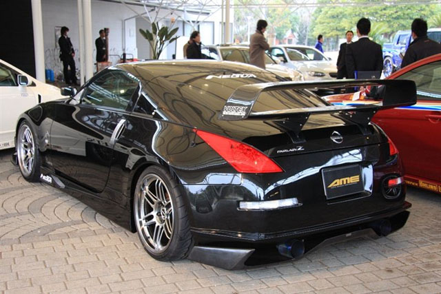 Voltex Z33 Body Parts!! JDM Hottness!! - MY350Z COM - Nissan