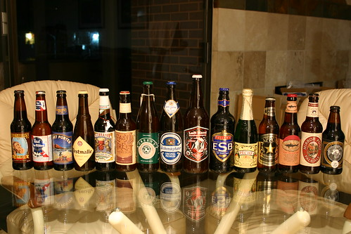 Beers for the Tasting