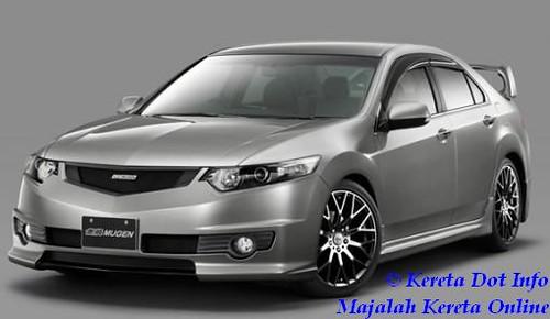 Mugen Honda Accord 5