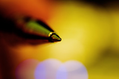 Tip (*donald*) Tags: macro pen fun nikon tamron 90mm f28 ballpoint d300 mywinners abigfave aplusphoto colourartaward