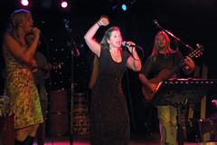 Reena on Stage