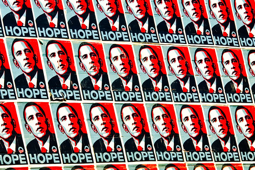 Was the Iconic Shepherd Fairey Obama Hope Image Taken by Freelance Photographer Mannie Garcia?