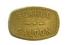 Scarbo Saloon token