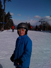 Zach at Wachusett
