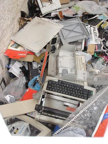Electronics graveyard 2