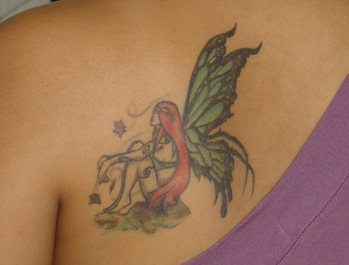 HELOISA FADA by solvente. Tattoo fada heloisa. Anyone can see this photo