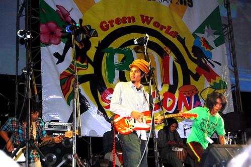 kai jo brothers @ pai reggae festival