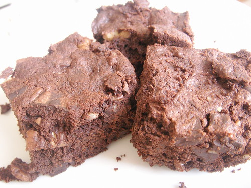 """award winning"" brownies"