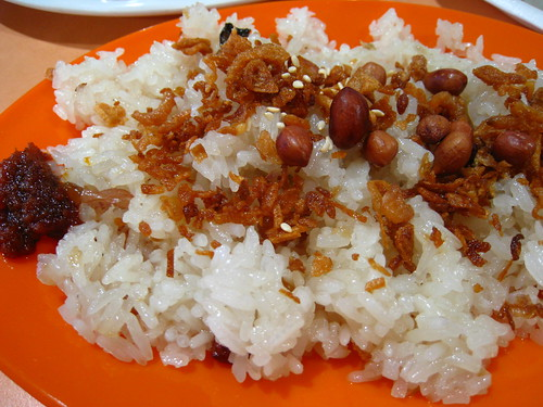 Glutinous Rice - Old Airport Rd Hawker Centre