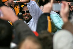 Mike Tomlin (Deepak & Sunitha) Tags: pittsburgh nfl super bowl victory parade title superbowl sixth celebrate 2009 steelers champions grantstreet gosteelers terribletowel herewego steelernation xliii sixburgh slashd