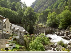 Cauterets, haute pyrnes (Roly 12.08 ... on/of ...) Tags: france centre cure soe haute pyrnes cauterets blueribbonwinner thermales goldstaraward rubyphotographer voyagescauteretscure