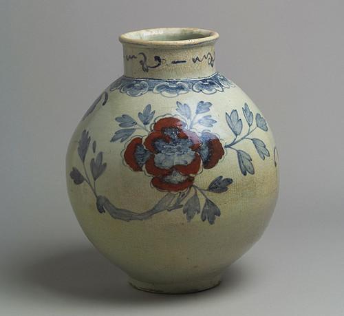 015-Jarra-dinastía Choson-siglo 19-Corea- Copyrigth © 2000-2009 The Metropolitan Museum of Art