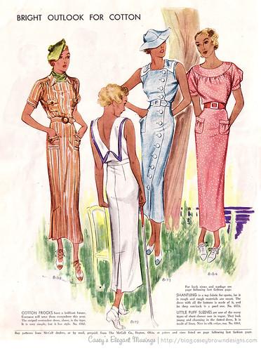 02.06.09 {30s summer dresses}