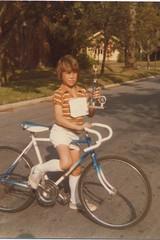 Old School Bike Racing, circa 1981