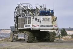 liebherr 996 (dalinean) Tags: big collie mine sigma machinery huge coal sd10 griffin immense 996 liebherr liebherr996