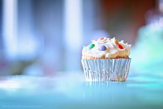 So we made cupcakes