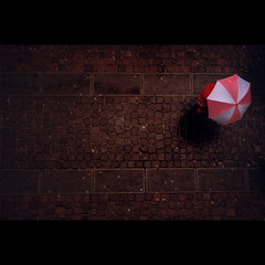 Tenebra (Vesuviano - Nicola De Pisapia) Tags: black rain night umbrella dark walk steps step pioggia ombrello buio obscure oscuro passo passi mywinners vesuviano anawesomeshot
