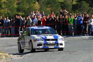 I Rallyesprint de Mijas (Resultados)