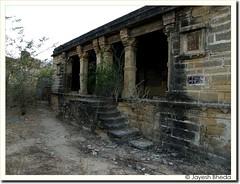 Abandoned Buddhist Monastery, Kutch (by Jayesh Bheda)