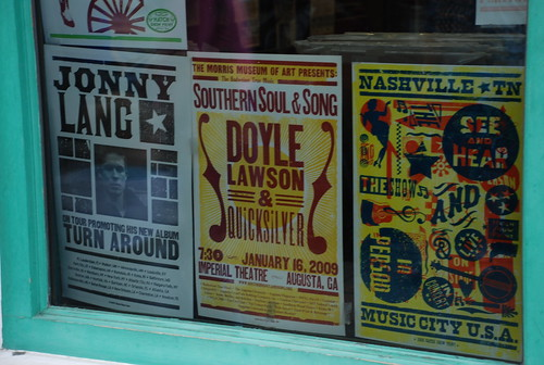 hatch print shop posters (such a fangirl of these)