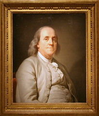 Benjamin Franklin by cliff1066TM on Flickr