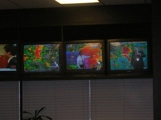 Severe Weather Coverage - April 10, 2009