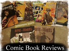 Comic book reviews - April 14