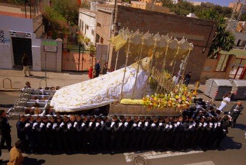 Domingo de Resurrección 2009 Melilla 099