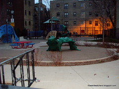 Harold Washington Playlot