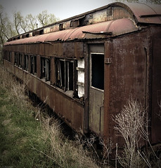 Pullman (sigma.) Tags: abandoned train rust industrial decay pullman traincar wickwirespencersteel annadore