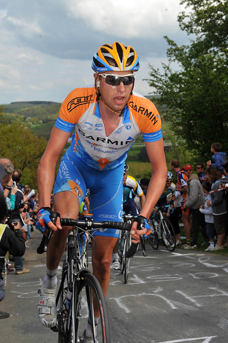 Hesjedal nearly cracks top ten in Liège