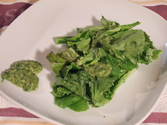 Mixed Greens with Green Goddess Dressing