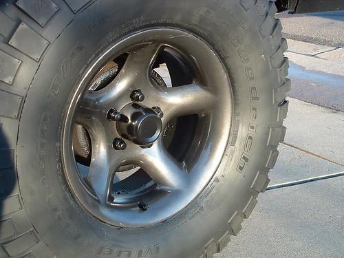 painting alloy rims jeepforumcom