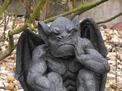 Gargoyle (nuttynat84) Tags: gargoyle fujifilm s1000fd fujifilms1000fd