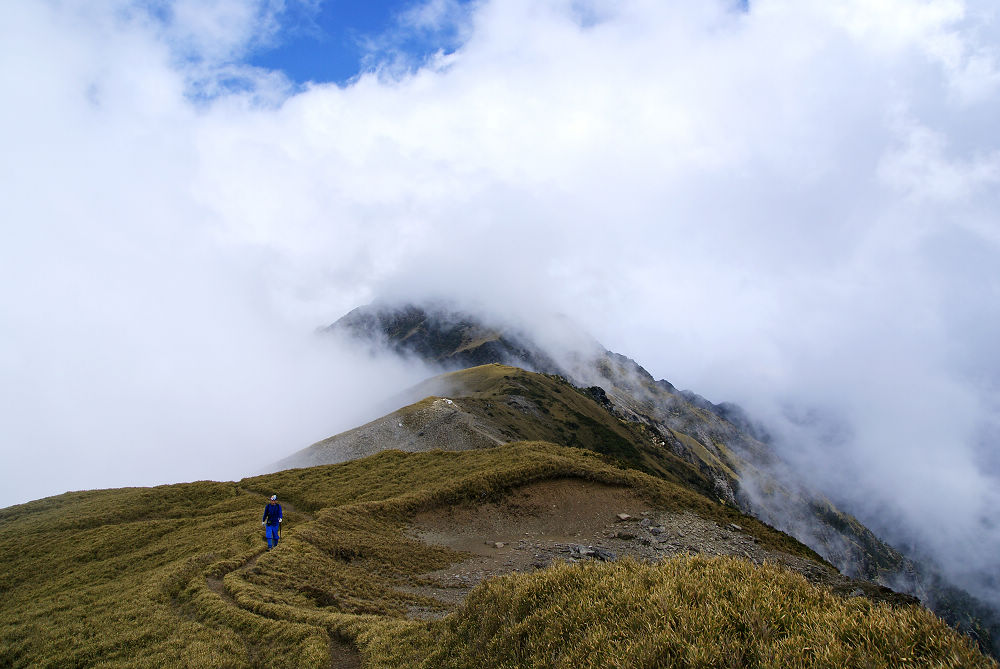 21-雲霧縹緲奇萊山