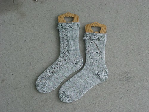 Prince of the Wood Elves Socks
