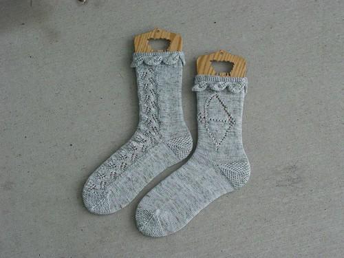 Prince of the Wood Elves Socks