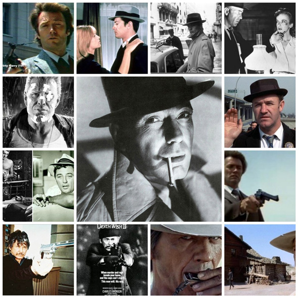 From Sam Spade to Harry Callahan: Toughest Movie Characters of All Times