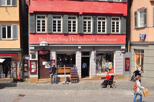 Buchhandlung J.J. Heckenhauer